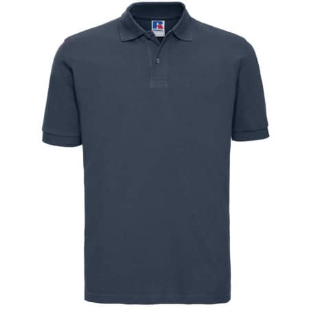 Men`s Classic Cotton Polo von Russell (Artnum: Z569