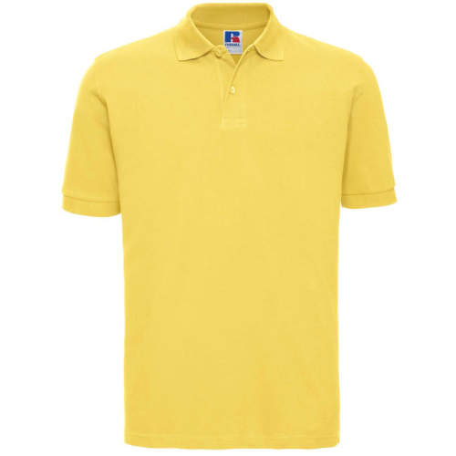 Russell - Men`s Classic Cotton Polo
