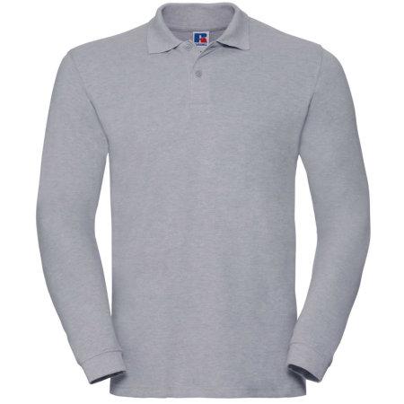 Longsleeve Classic Cotton Polo von Russell (Artnum: Z569L