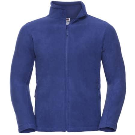 Outdoor Fleece Jacke in Bright Royal von Russell (Artnum: Z8700