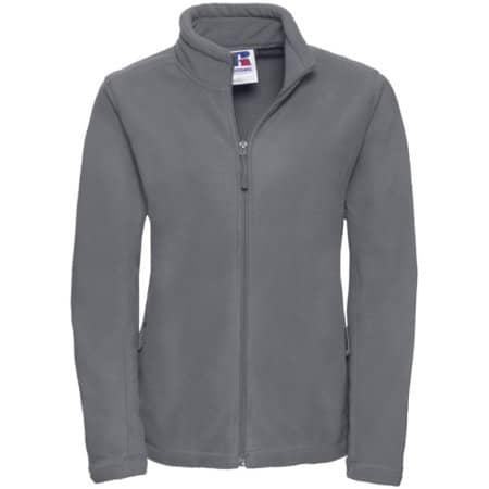 Damen Outdoor Fleece Jacke von Russell (Artnum: Z8700F