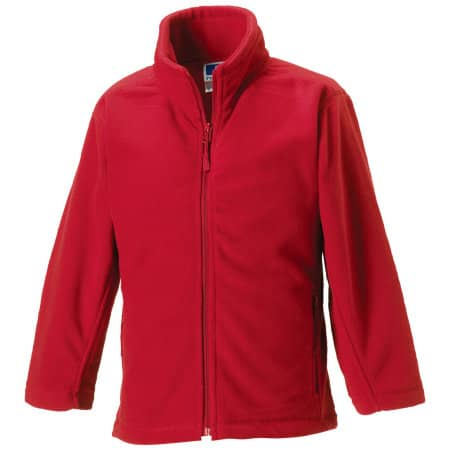 Kinder Outdoor Fleece Jacke von Russell (Artnum: Z8700K