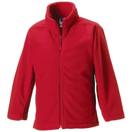 Kinder Outdoor Fleece Jacke von Russell (Artnum: Z8700K