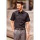Thumbnail Hemden und Blusen: Men`s Short Sleeve Tencel® Fitted Shirt Z955 von Russell Collection