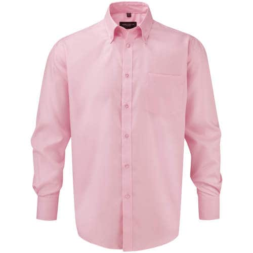 Russell Collection - Men`s Long Sleeve Ultimate Non-Iron Shirt