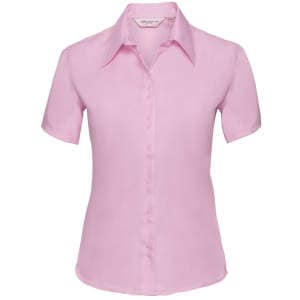 Ladies` Short Sleeve Ultimate Non-Iron Shirt