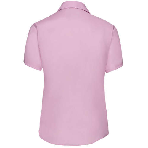 Russell Collection - Ladies` Short Sleeve Ultimate Non-Iron Shirt